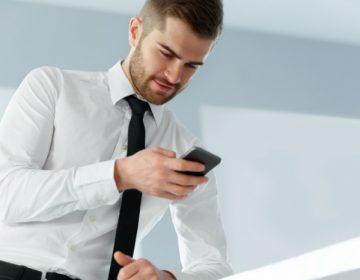 Разрешение на работу — через мобильное приложение